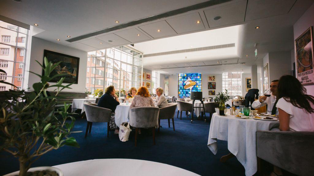Claude Bosi Restaurant