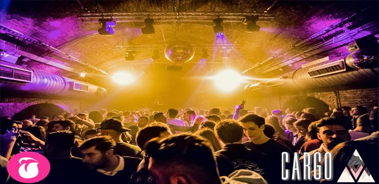 Cargo Nightclub in London