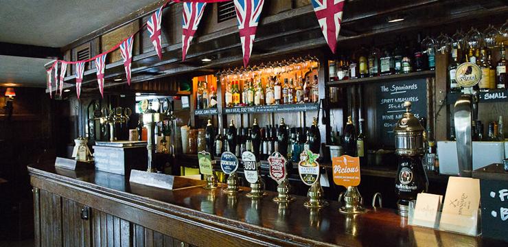 The Spaniards Inn pub