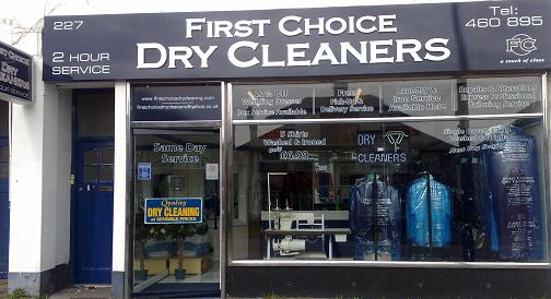 Good Things About Dry Cleaners London