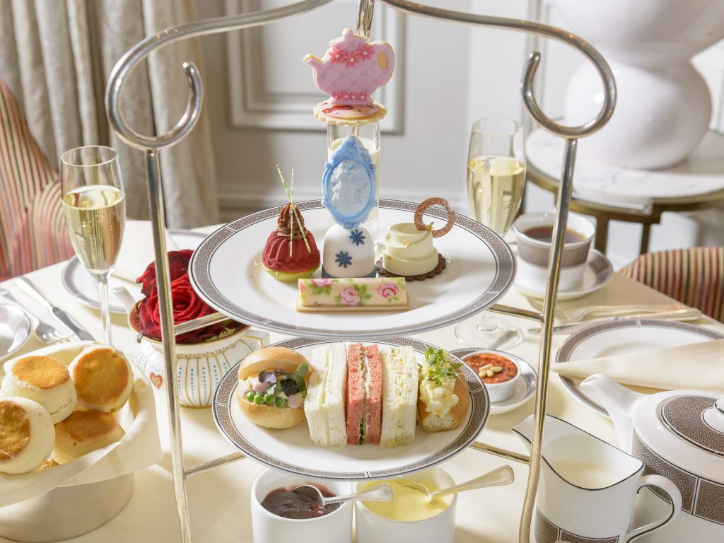 Afternoon Tea is Totally a British Thing to do