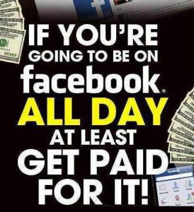 Get Paid To Use Facebook, Twitter And Youtube
